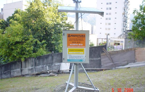 GEORIO – Estação Pluviométrica